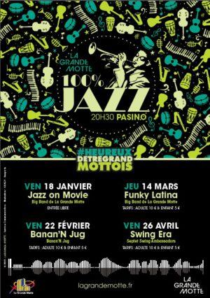 Festival 100% Jazz