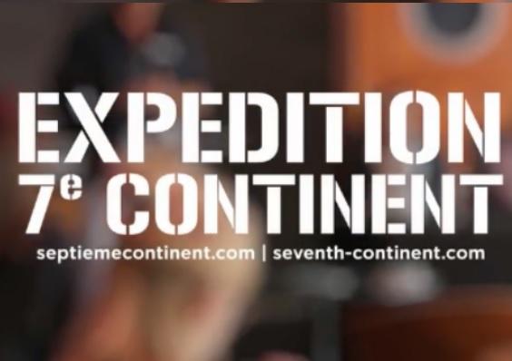 EXPÉDITION 7 ÈME CONTINENT