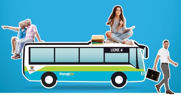 La nouvelle ligne de bus est lancée !