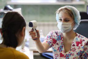 Ouverture d'un centre médical pour le Covid-19