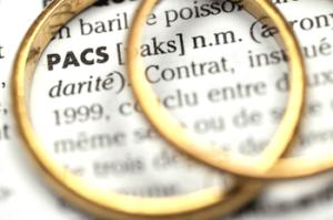 À partir du 1er novembre, la Mairie gère les PACS