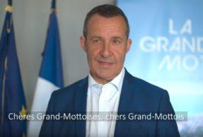 Allocution du Maire de La Grande Motte