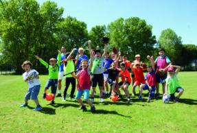 Après l'école : la LGM Sport Academy