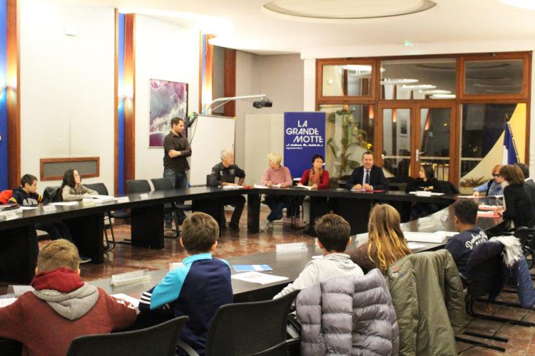 Le Conseil Municipal des Jeunes s'engage activement pour la ville