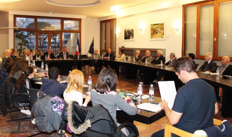 Le CMJ et le Conseil des Sages consultés sur le thème des déplacements doux