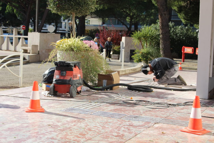 Mise aux normes d'accessibilité des bâtiments publics
