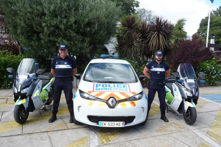 La Police Municipale teste et s'équipe en véhicules électriques