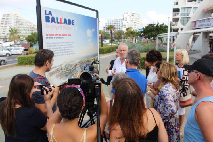 La Ballade – Projet Ville-Port