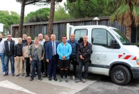 La ville solidaire avec les habitants sinistrés de l'Aude