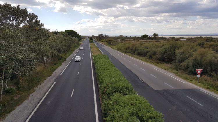 Les routes départementales se refont une beauté