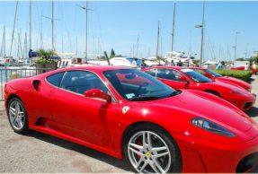 Rassemblement Ferrari du 7 au 9 juin