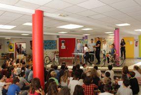 REMISE DE PRIX  Les élèves de CM2 reçoivent les récompenses Prévention Routière.