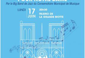 Le Big Band jazze pour Notre-Dame