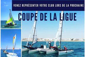Coupe de La Ligue: La grande fête de la voile à La Grande Motte.