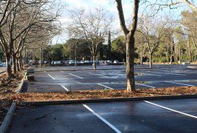 Ouverture du Parking entrée de ville