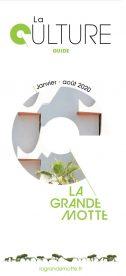 Le Guide Culturel  Janvier / Août 2020