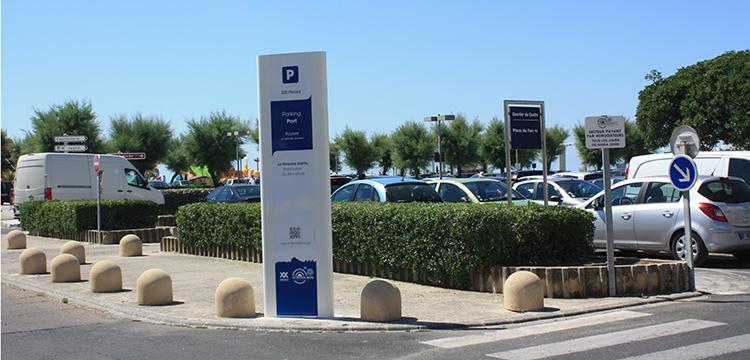Fermeture des plages et des parkings (19 mars)