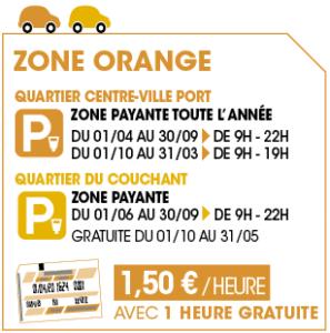 zone orange