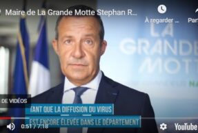 Message aux Grand-Mottois  du maire Stéphan Rossignol,